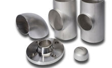 Duplex pipe components
