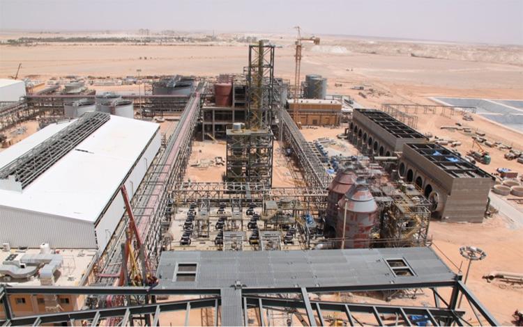 Phosphoric & Sulphuric Acid Plant & Utilities